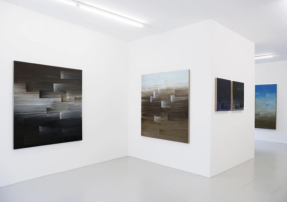 Ulrike Stubenboeck, Viola Series, Galerie EMB Contemporary Art, Liechtenstein, 2008.